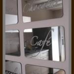 <b>Miroirs déco</b> <br /> Les miroirs gourmands