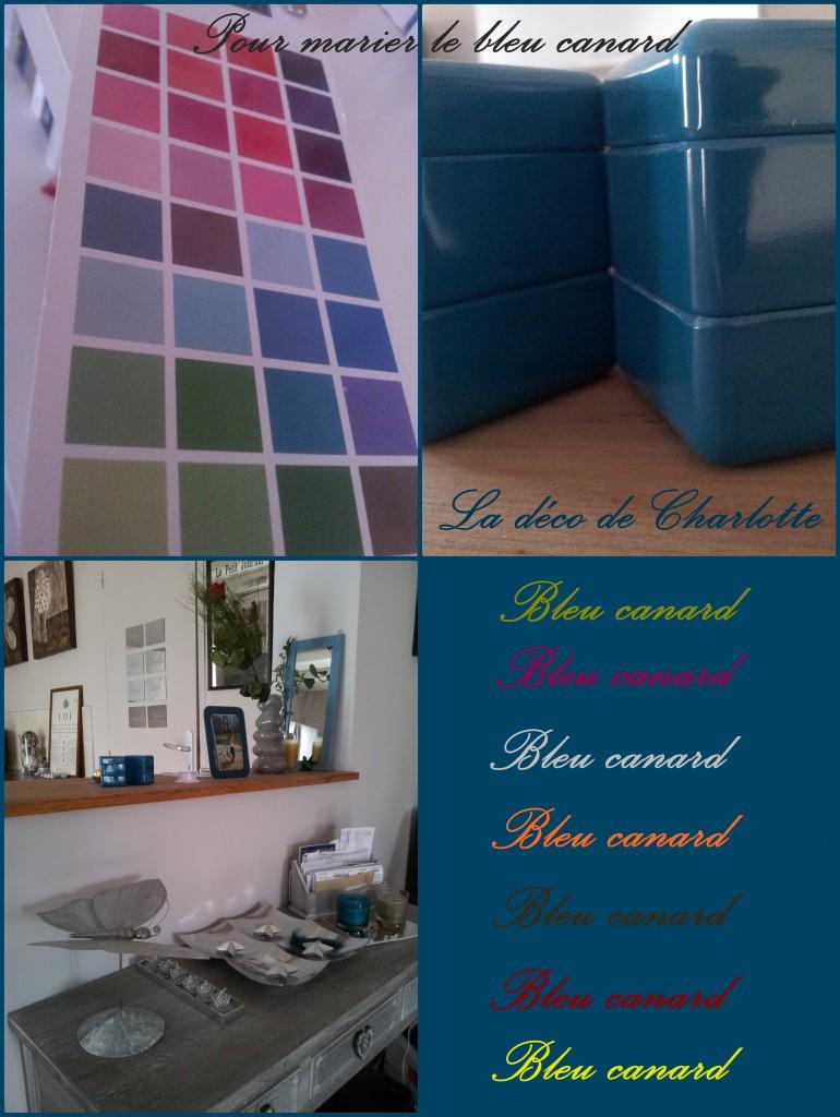 Chambre bleu canard et jaune - Deco chambre bleu canard ...